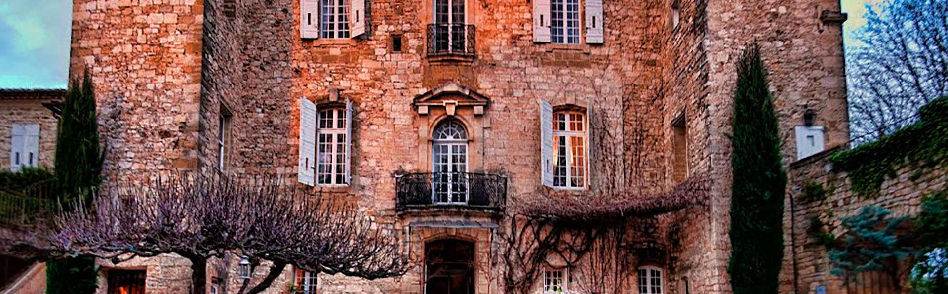 Week-end vie de château près d'Uzès