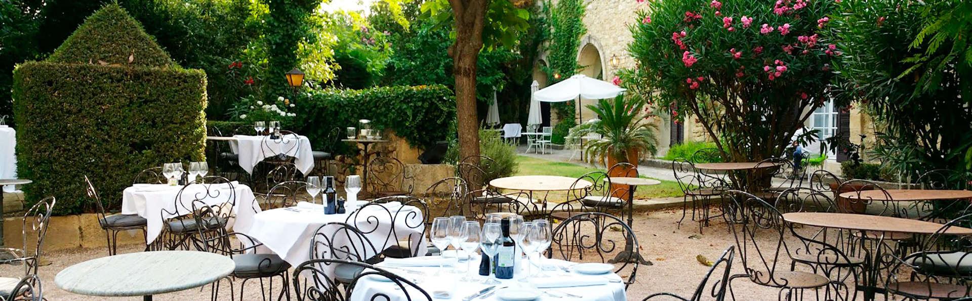 Week-end charme & gastronomie au coeur du Gard