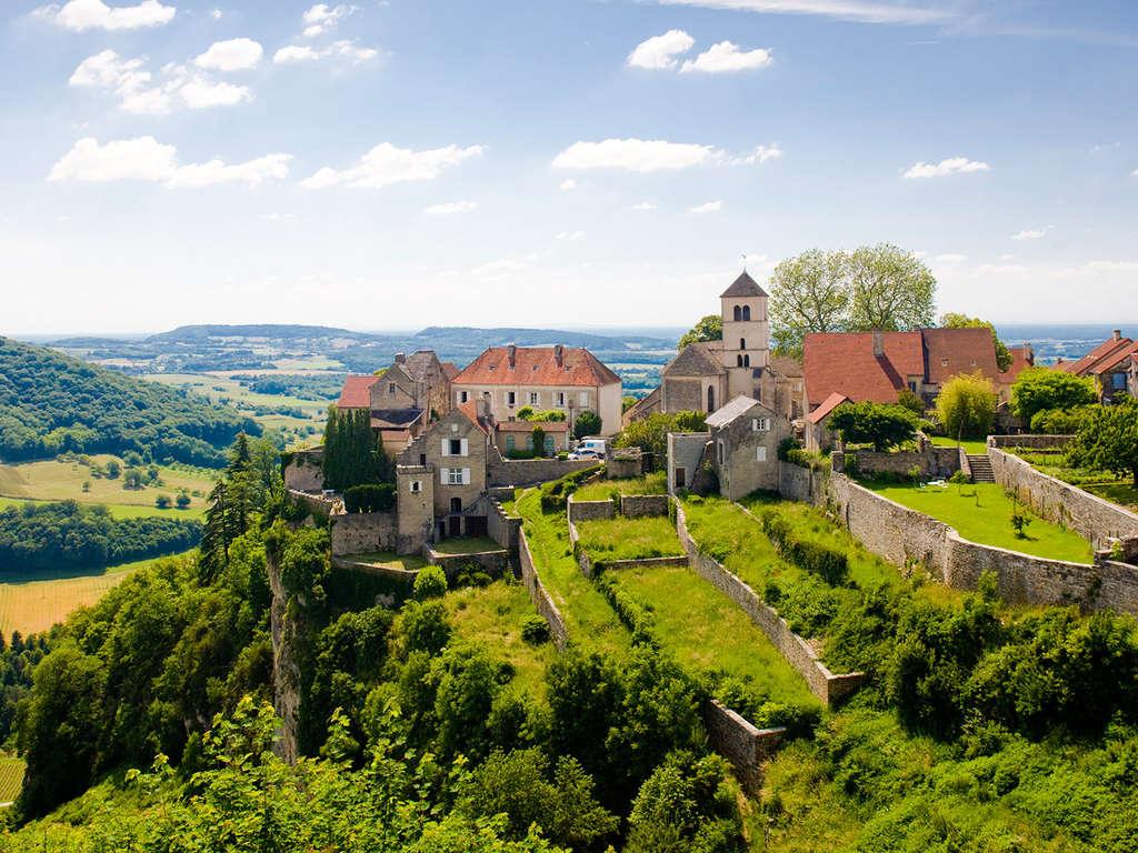 Séjour Bourgogne - Week-end en Bourgogne  - 4*