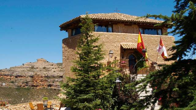 Hotel Rural Castillo de Somaen