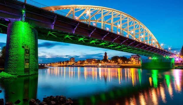 Mode, design et convivialité à Arnhem (à partir de 2 nuits)