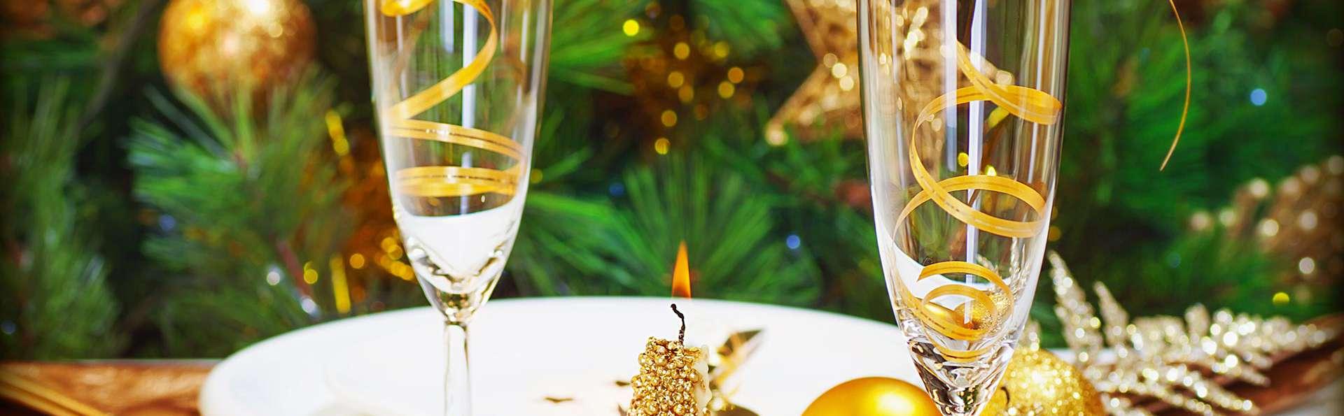 Fêtez le nouvel an à Bagnoles de l'Orne (à partir de 2 nuits)
