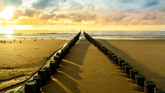 Heerlijk genieten aan de Zeeuwse kust