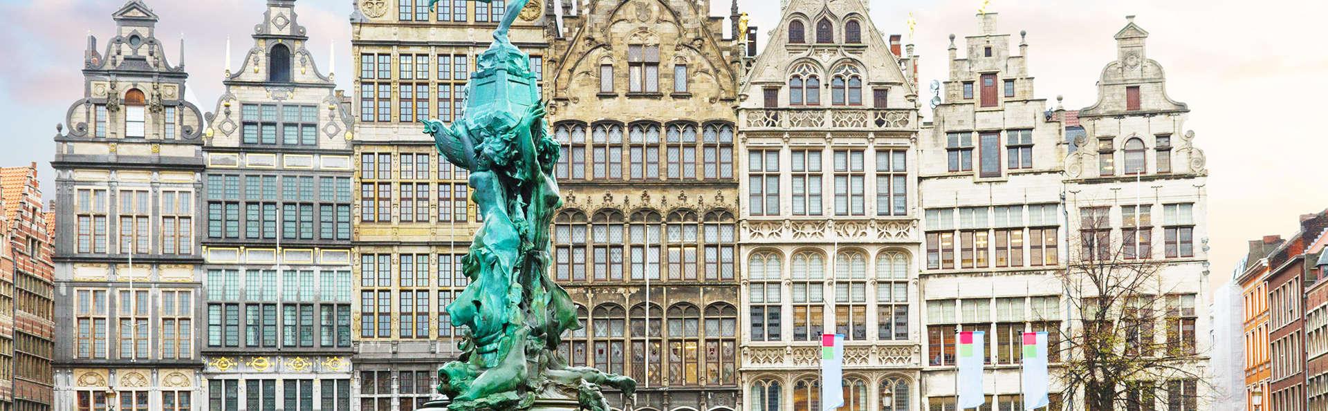 Découvrez les trésors qu'Anvers a à offrir