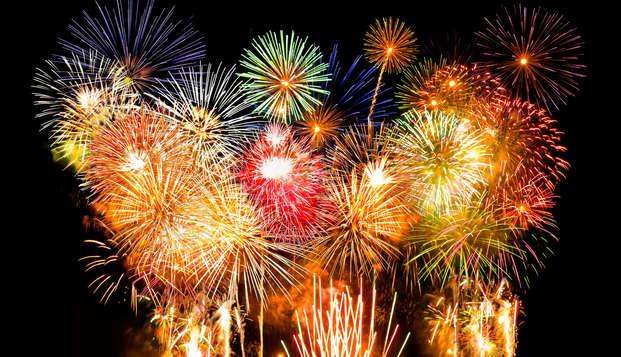 Venez passer votre nouvel an au Château de Buros et profitez d'un dîner!
