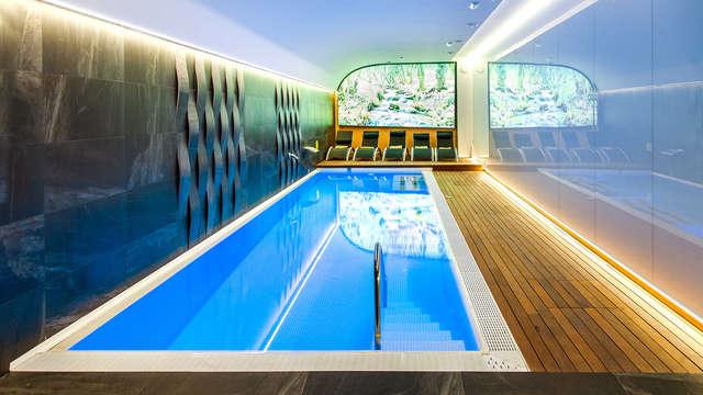 Escapada Relax con acceso al spa en un hotel de diseño en el corazón de La Coruña