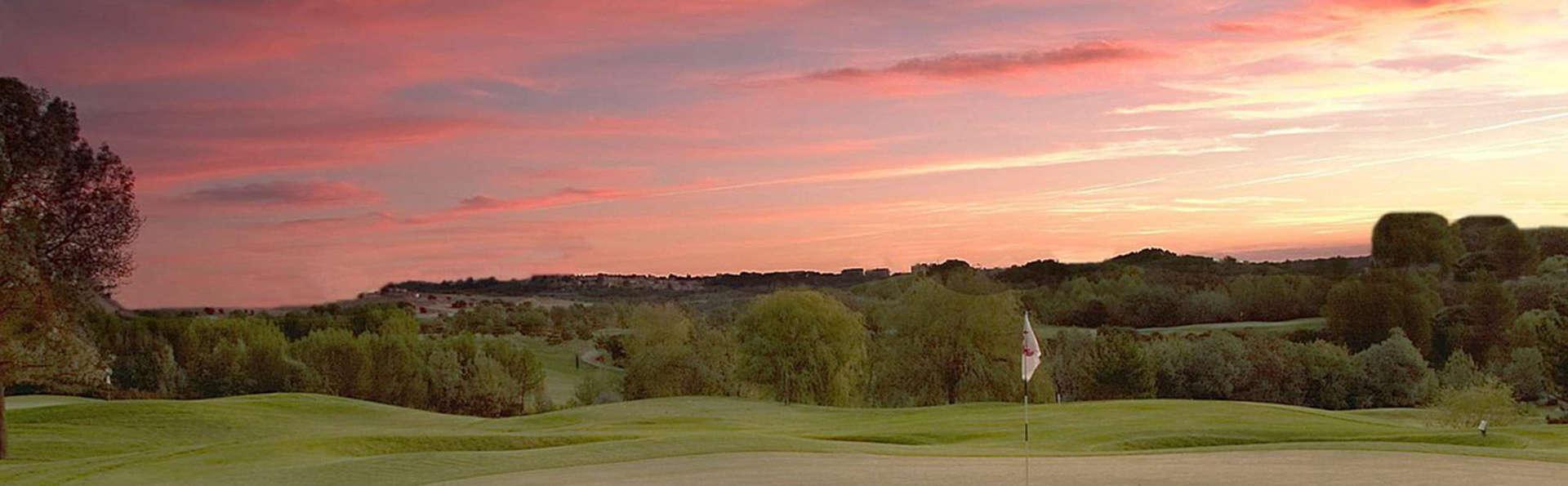 Séjour estival en suite vue golf aux portes de Montpellier