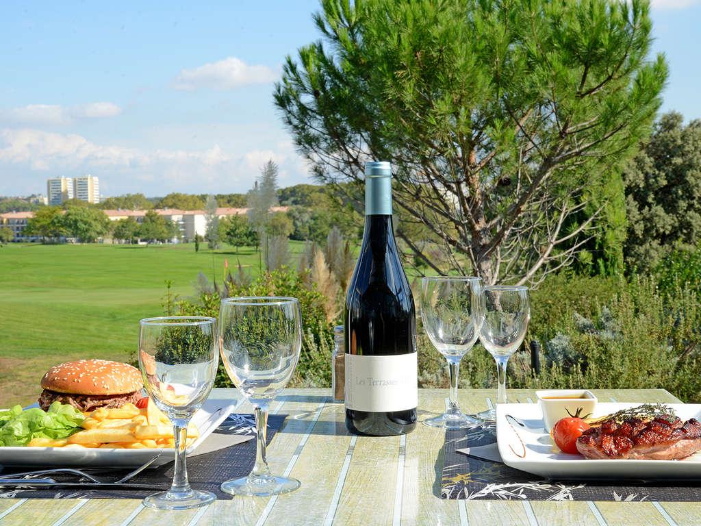 Séjour Montpellier - Escapade gourmande avec dîner au milieu d'un golf près de Montpellier  - 3*