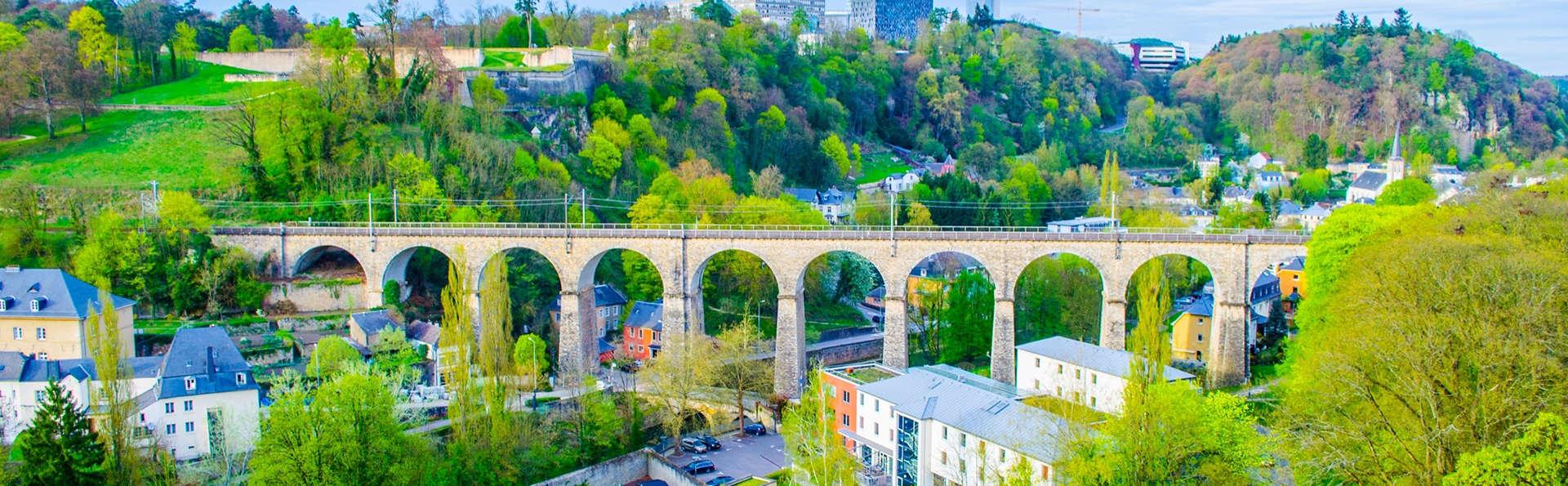 Citytrip en famille au cœur de Luxembourg (à partir de 2 nuits)