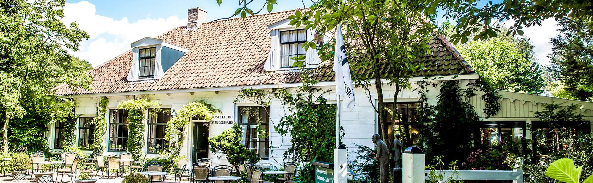 Pittoresk landhuis in Zeeland