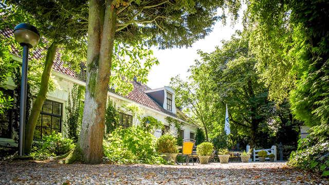 Ontdek Schouwen-Duivenland vanuit een prachtig landhuis
