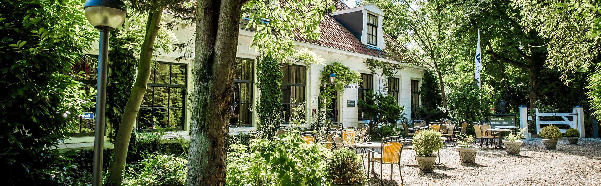Suite avec terrasse privée en Zélande