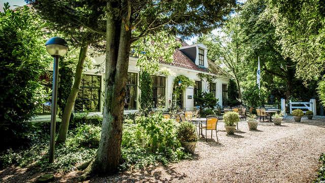 Suite met privé-terras in Zeeland