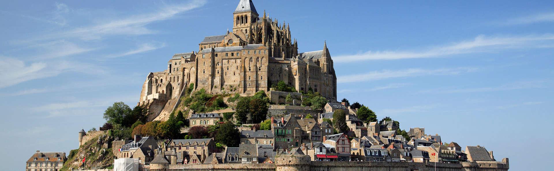 Schattenjacht met de familie op de Mont-Saint-Michel en bezoek aan de abdij