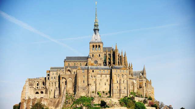 Jeu de piste au Mont-Saint-Michel