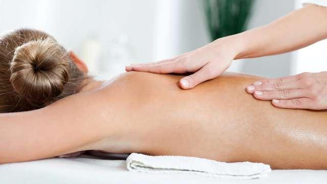 1 Massage met twee voor 2 volwassenen
