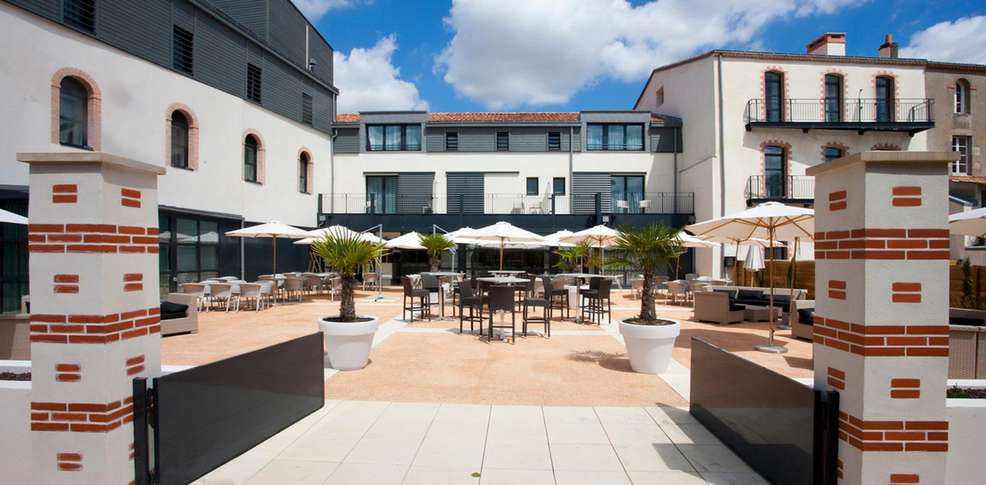 Best Western Plus H 244 Tel Et Spa Villa Saint Antoine 4