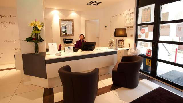 Best Western Plus Hotel et Spa Villa Saint Antoine
