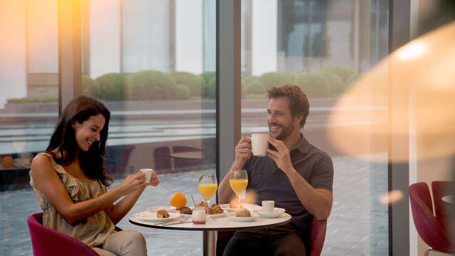Novotel Suites Luxembourg - Breakfast
