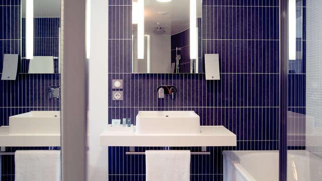 Novotel Suites Luxembourg - Bath