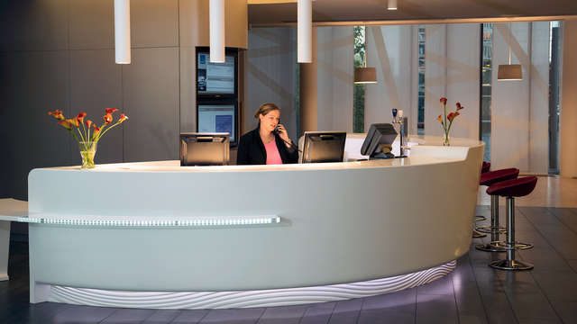 Novotel Suites Luxembourg - Reception
