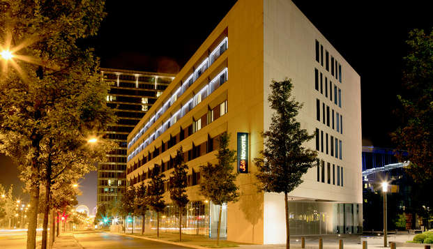 Novotel Suites Luxembourg - Front