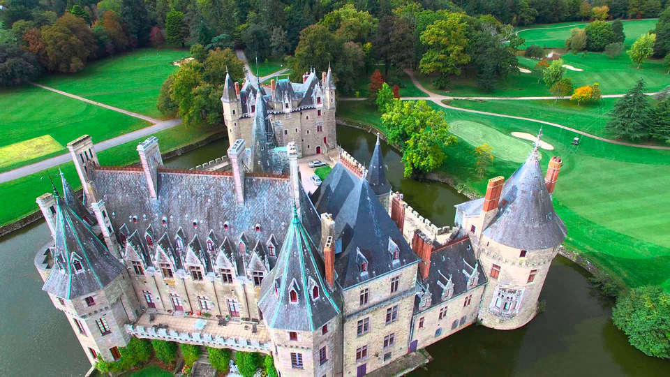 Hôtel Golf & Spa de la Bretesche  - EDIT_frontaerea.jpg
