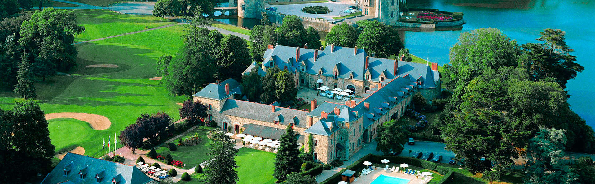 Partez ce week-end vous reposer au Domaine de la Bretesche avec soins au spa
