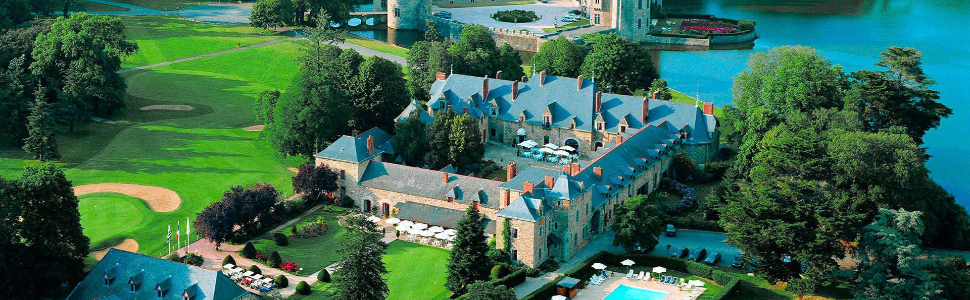 Hôtel Golf & Spa de la Bretesche  - EDIT_frontaerea1.jpg