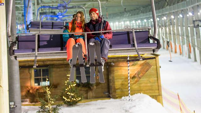 Accès au Snowworld Landgraaf pour 2 adultes
