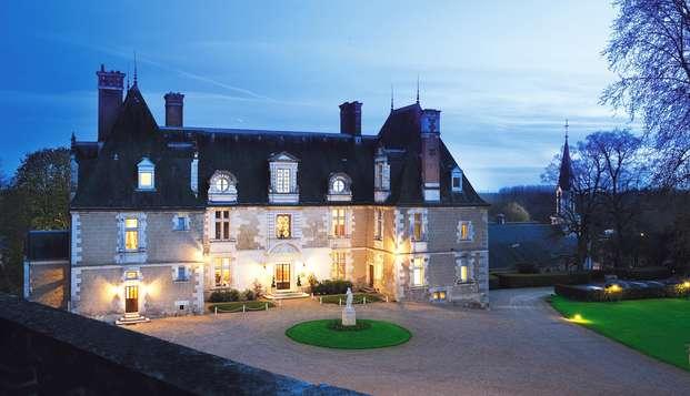 Chateau de Noizay - facade