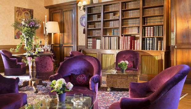 Chateau de Noizay - lounge