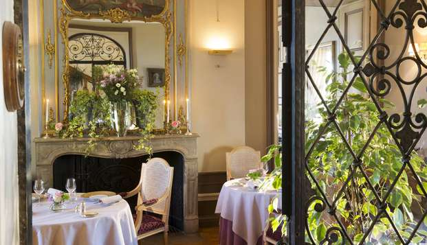 Chateau de Noizay - restauran