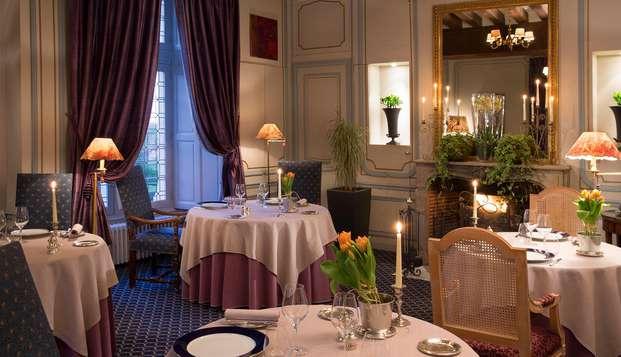 Chateau de Noizay - restaurant