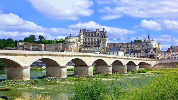 Chateau de Noizay - pont-d Amboise