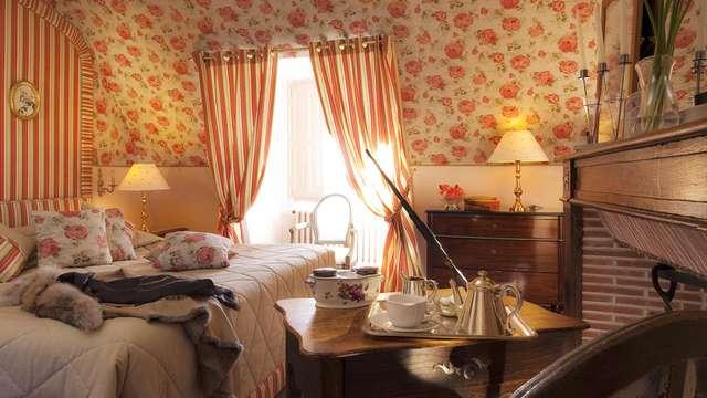 Chateau de Noizay - room