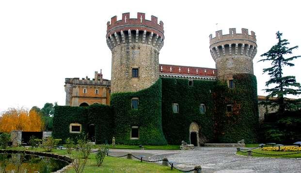 Hotel Peralada Wine Spa Golf - Castell de Peralada