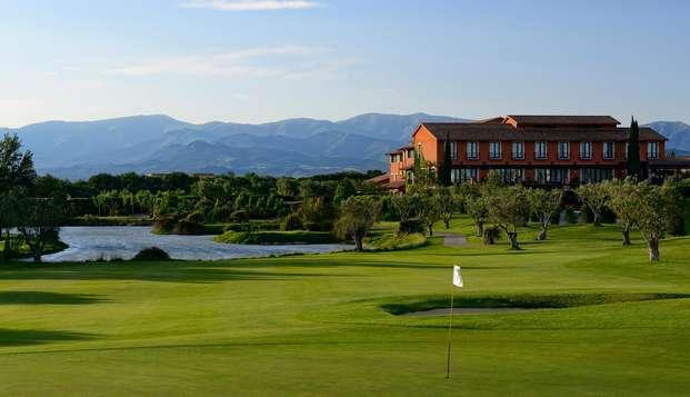 Hotel Peralada Wine Spa Golf - facade