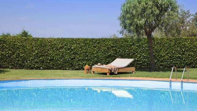 Hotel Peralada Wine Spa Golf - pool