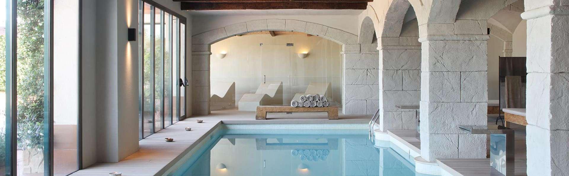 Luxe et glamour à Peralada avec accès au Wine Spa