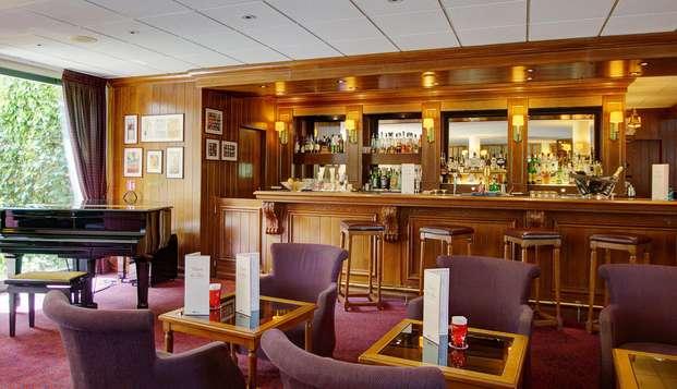 Najeti Hotel du Parc - bar