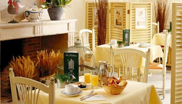 Najeti Hotel du Parc - breakfast