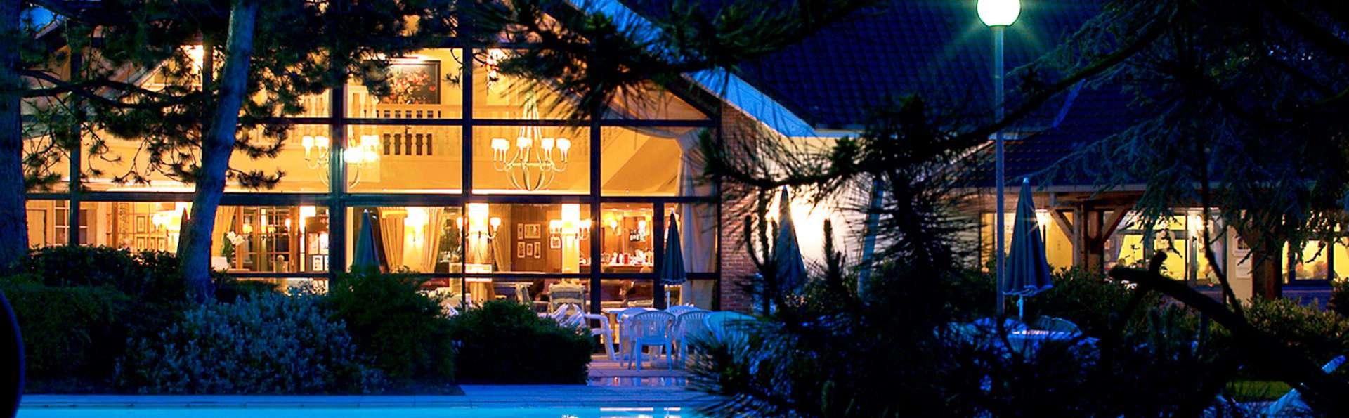 Week-end détente à L'hôtel du Parc Hardelot