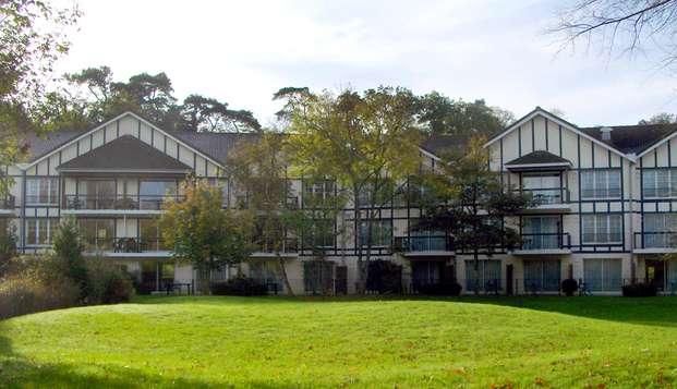 Najeti Hotel du Parc - facade