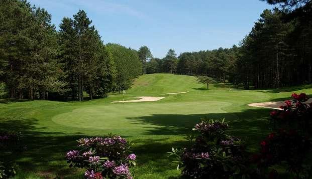 Najeti Hotel du Parc - golf