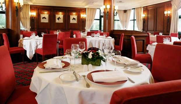 Najeti Hotel du Parc - restaurant