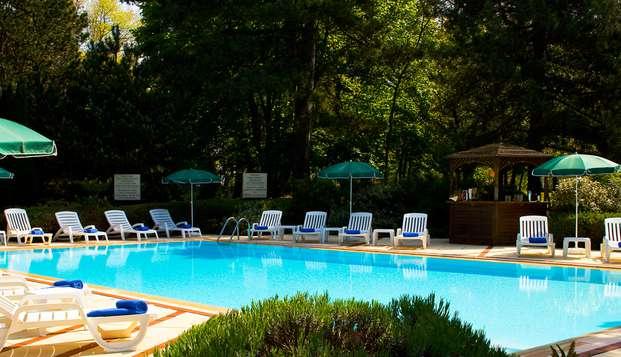 Najeti Hotel du Parc - pool