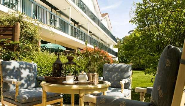 Najeti Hotel du Parc - terras