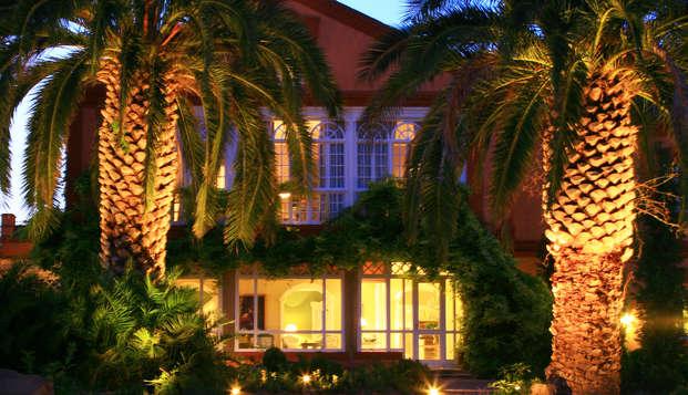 Lujo y relax en hotel 5* con spa diario, safari y desayuno de escándalo (desde 2 noches)