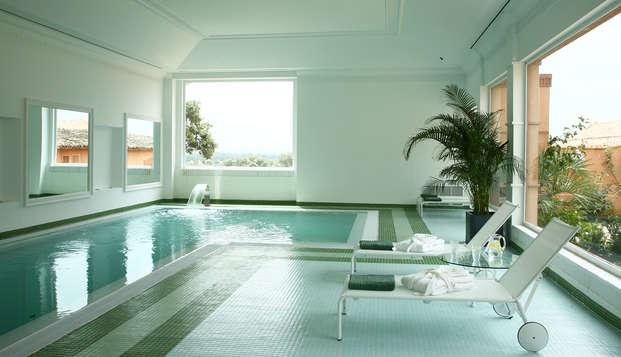 Lujo total en hotel 5* con Spa diario y Safari en una hermosa finca cerca de Madrid